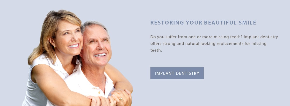Restoring your beautiful smile